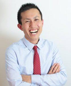 手書きPOP セミナー講師 臼井浩二