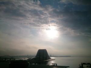 太陽と海って、サイコーの相性だよね