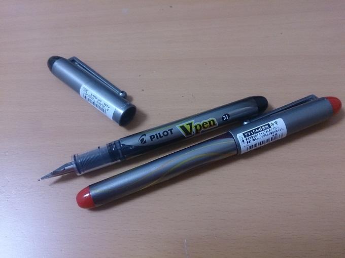 僕のお気に入りのペン~200円で買える万年筆~facebookに書いたら、結構使っている方多かった
