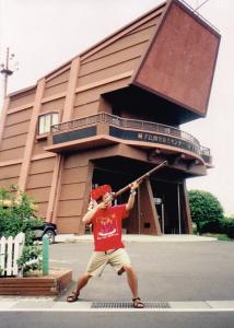 種子島にて〜ワーキングホリデーから帰国、、資格試験に落ちて、、、次の仕事に就く間、青春18きっぷで旅行した