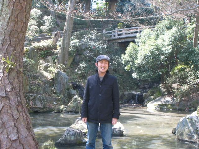 2005年、今から10年前のボク。~和歌山にて・・・モノスゴイ若い(笑)