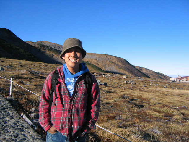 今から10年以上前~2005年に行った飛騨高山