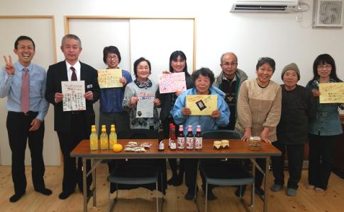 地域の生産者さんとの手書きPOP講座(高知)