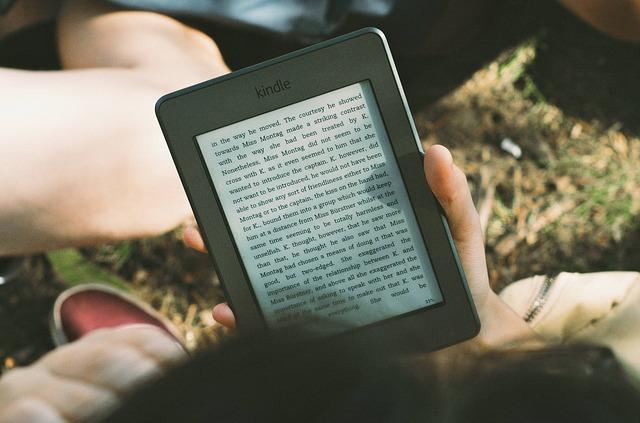 最近はキンドルで読む時間も増えました